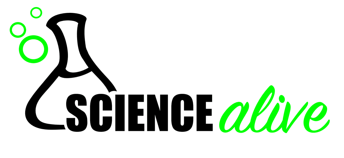 science alive logo