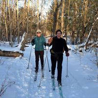 Cross Country Skiing 3