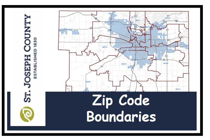 Zip Codes St Joseph County In