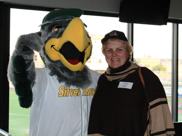 Vickie and Swoop